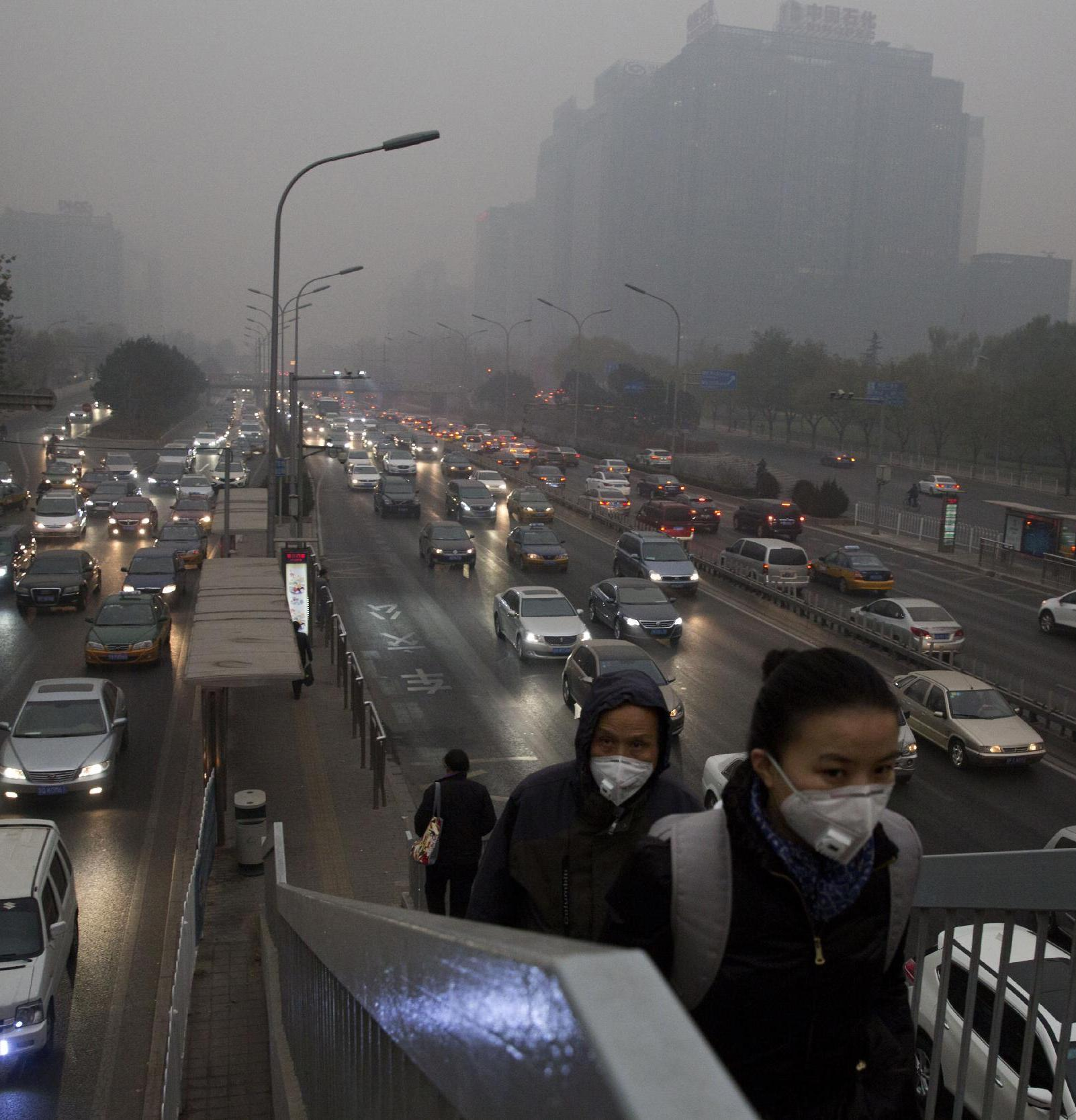 the documentary on under the dome and the issues of the chinas air pollution problem